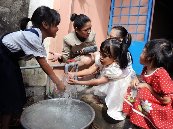 All rural residents to get clean water by 2020 hinh anh 1