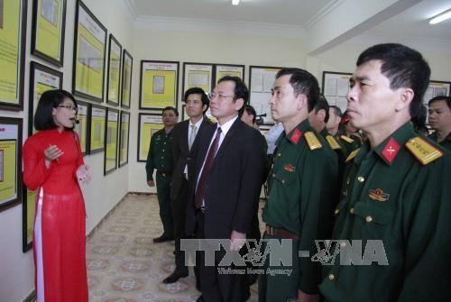 Truong Sa, Hoang Sa spotlighted in Lam Dong exhibition hinh anh 1