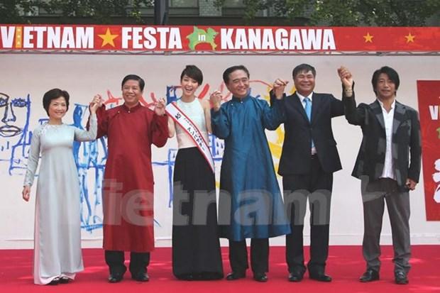Vietnam Festa to thrill Kanagawa audience hinh anh 1