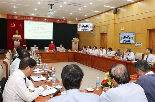 Diplomats hoped to foster Vietnam's relations with foreign countries hinh anh 1