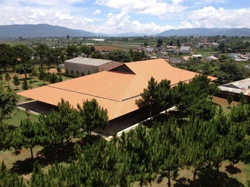 Highlands church gets architecture prize hinh anh 1
