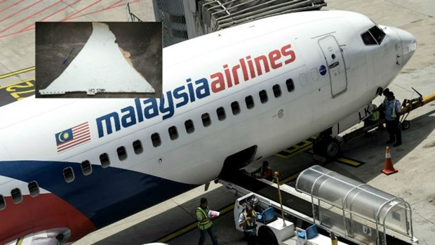 Debris found in Australia not from missing flight MH 370 hinh anh 1
