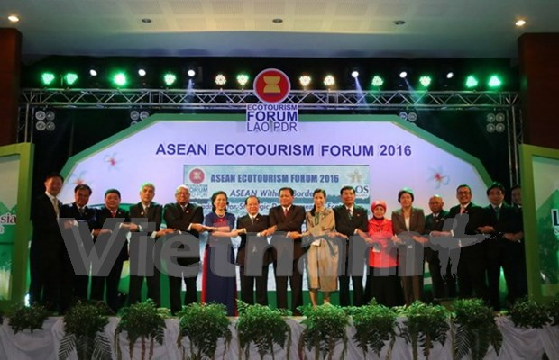 Vietnam joins first-ever ASEAN Ecotourism Forum hinh anh 1
