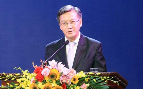 Lao ambassador vows to deepen ties with Vietnam hinh anh 1