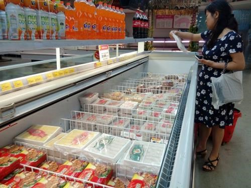 HCM City's CPI increases 0.8 percent in June hinh anh 1