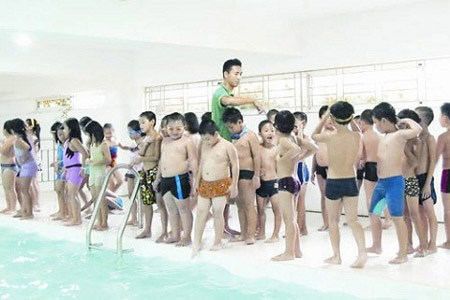 Swimming classes needed to reduce drowning hinh anh 1