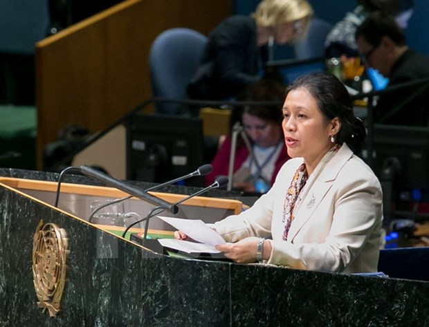 Vietnam raises East Sea issue at UNCLOS member states' meeting hinh anh 1