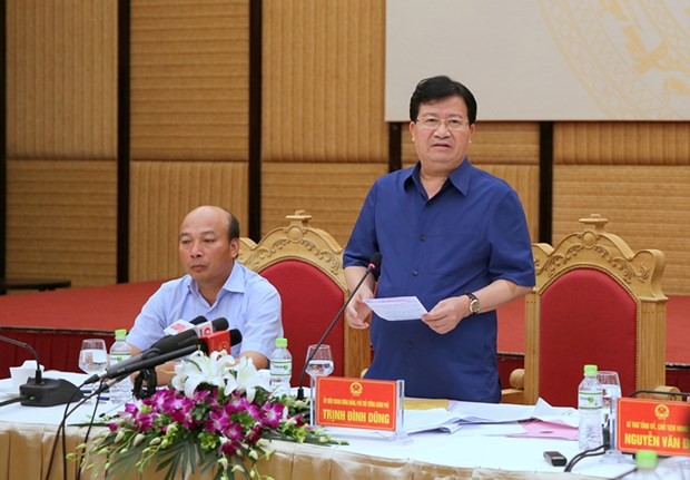 Deputy PM urges reducing coal production cost hinh anh 1