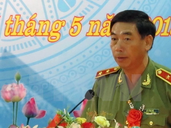 Police uncover 21,000 criminal cases in first half hinh anh 1