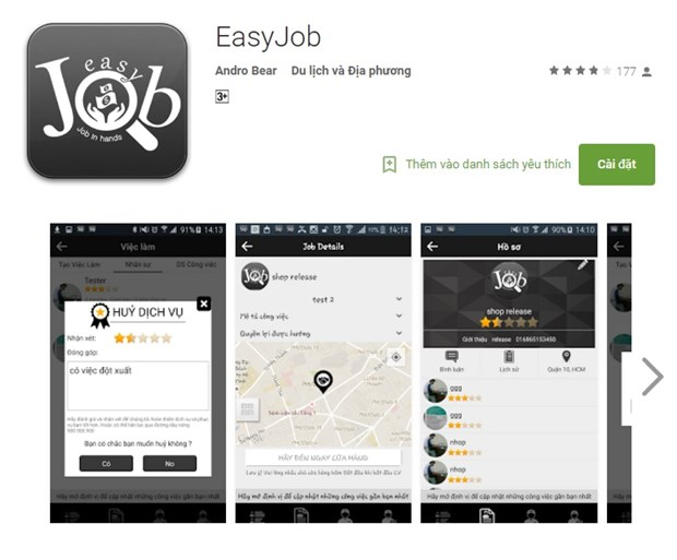 Job placement mobile app wins Israel's startup contest hinh anh 1