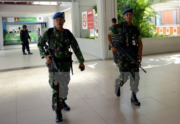 Philippines okays Indonesian army's engagement in hostage release hinh anh 1