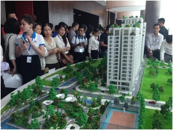 HCM City: more apartments, less demand hinh anh 1