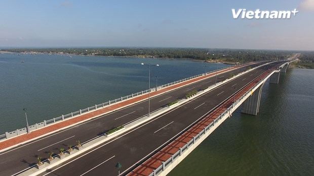 Infrastructure connection to be improved in central region hinh anh 1