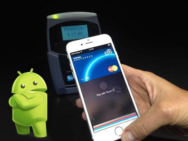 Android Pay arrives in Singapore hinh anh 1