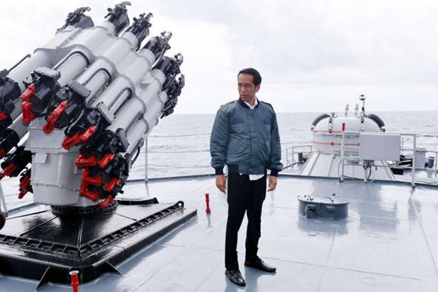 Indonesia increases defence budget hinh anh 1
