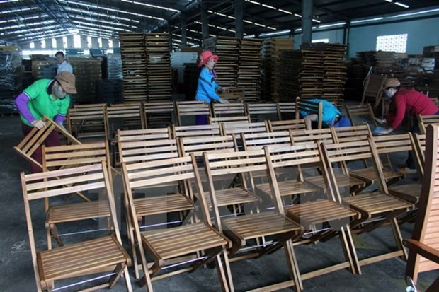Forestry sector eyes growth target of 6.5 percent in H2 hinh anh 1