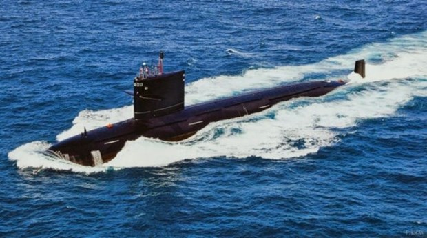 Thailand to own first submarine in 2017 hinh anh 1
