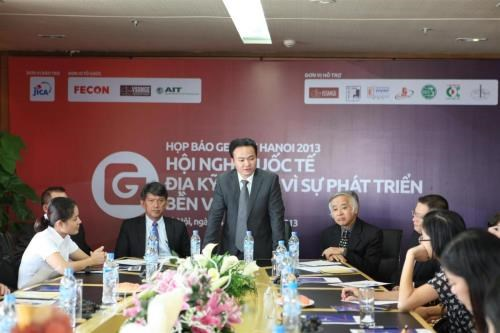 Hanoi to hold int'l conference on geotechnics hinh anh 1