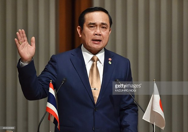 Thailand sets up peace centres ahead of referendum hinh anh 1