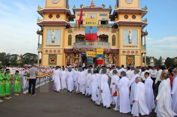 Cao Dai Missionary Church celebrates 60th founding anniversary hinh anh 1