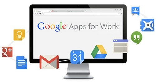 Google supports Vietnamese firms to switch to Google Apps for Work hinh anh 1