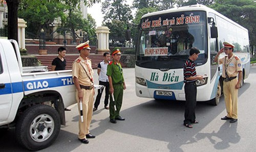 Traffic fines set to increase hinh anh 1