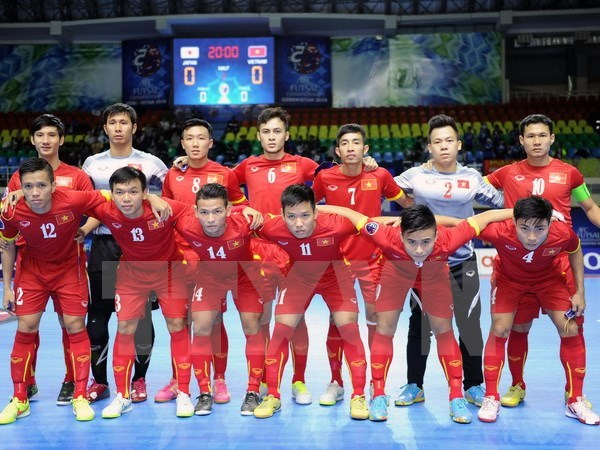Vietnamese referee to work at FIFA futsal world cup in Colombia hinh anh 1