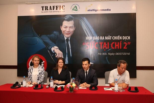 Initiative instills zero-tolerance towards rhino horn consumption hinh anh 1