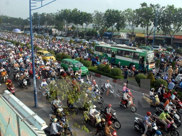 Hanoi seeks prompt solutions to congestion hinh anh 1