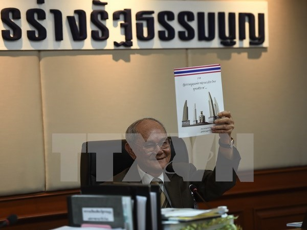 Thai CDC: fake copies of new constitution distributed hinh anh 1