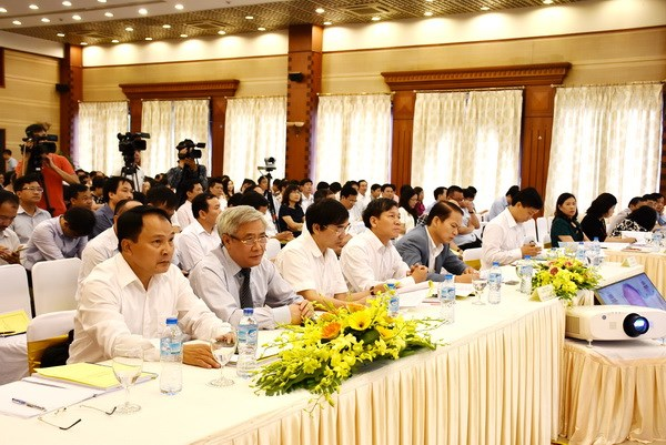 Judicial work in first half reviewed hinh anh 1