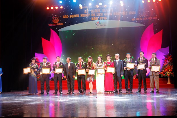 TransViet Travel in top 10 leading tour operators hinh anh 1