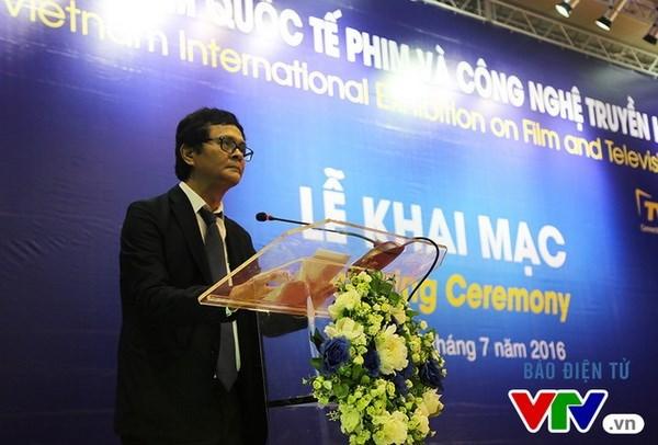 International Telefilm exhibition opens in Hanoi hinh anh 1