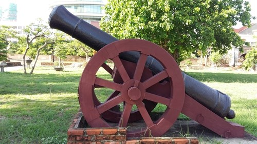 Cannons pegged as national treasure hinh anh 1