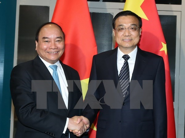 Prime Minister hosts Chinese, Bulgarian leaders hinh anh 1