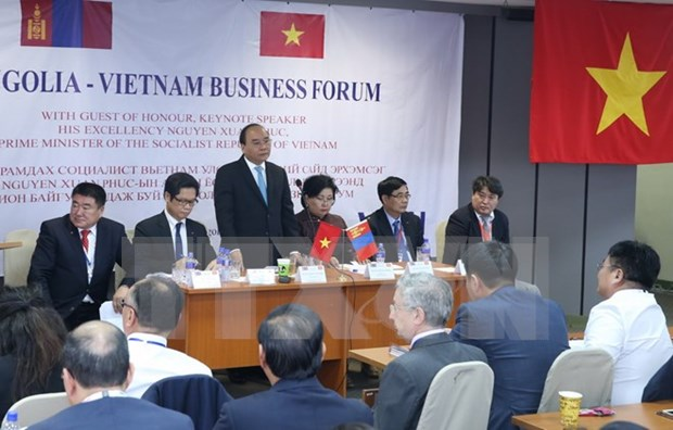 Vietnam-Mongolia trade links to be facilitated: PM hinh anh 1
