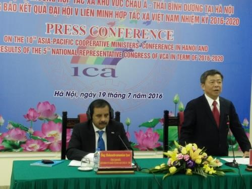 Government - cooperative sector cooperation strengthened hinh anh 1