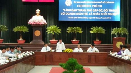HCM City: 1,000 start-up projects to receive support hinh anh 1
