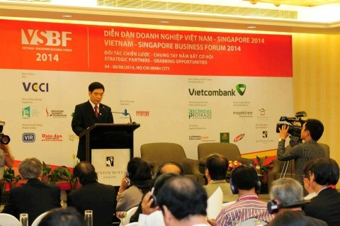 Vietnam – Singapore investment cooperation promoted hinh anh 1