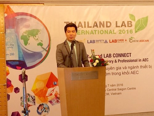 Vietnamese scientists invited to Thai laboratory technology expo hinh anh 1