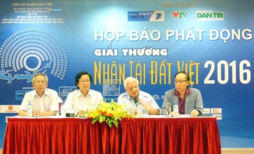 Vietnamese talent awards 2016 launched hinh anh 1
