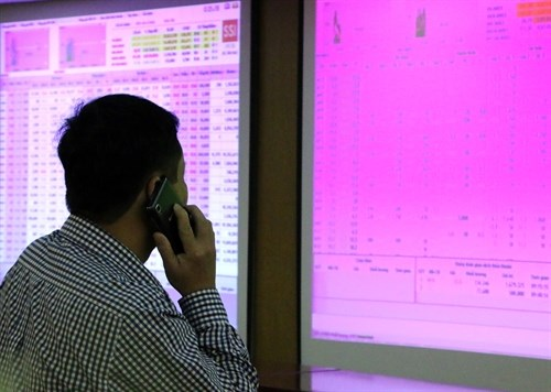 Vietnam's stocks down for a fourth day hinh anh 1