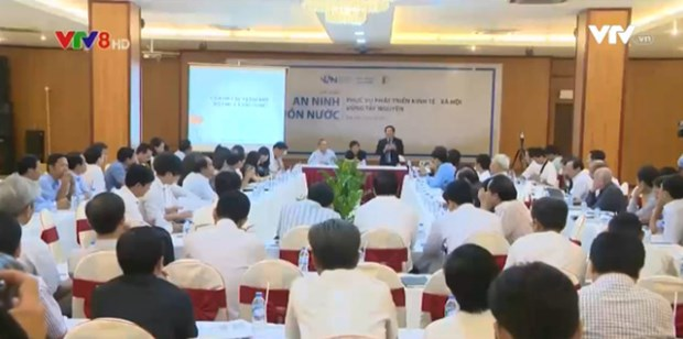 Central Highlands seeks sustainable water protection hinh anh 1