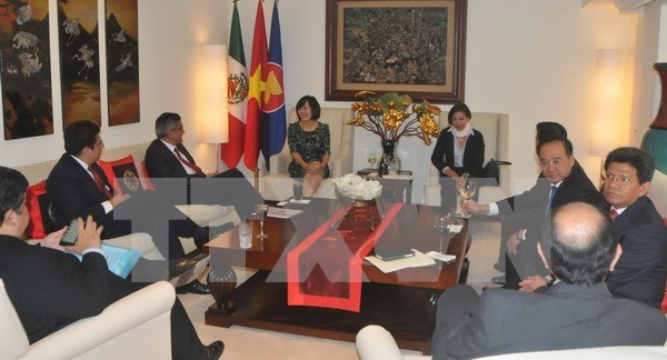 ASEAN, Pacific Alliance look to foster links hinh anh 1