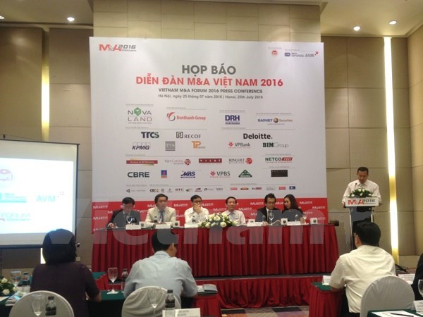 Vietnam M&A forum to be held in Ho Chi Minh City hinh anh 1