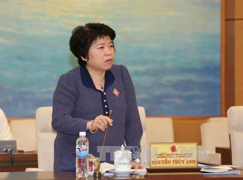 NA Social Affairs Committee convenes first session hinh anh 1