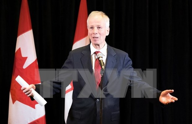Canada unveiled security initiatives for Southeast Asia hinh anh 1