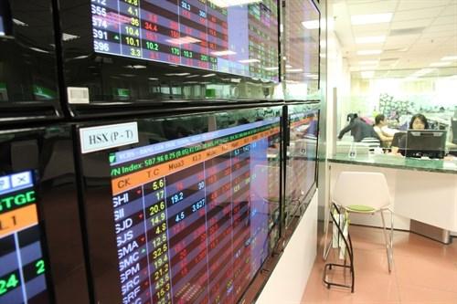 Low crude keeps stocks down hinh anh 1