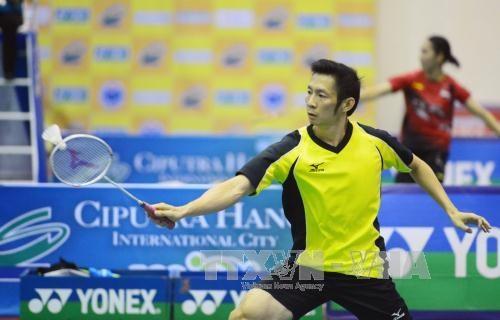 Badminton: Vietnamese players face tough rivals hinh anh 1