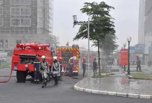 HCM City approves fire dept upgrade plan hinh anh 1